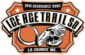 [logo: Ice Age Trail 50]