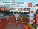 Bill through the Western States finish chute