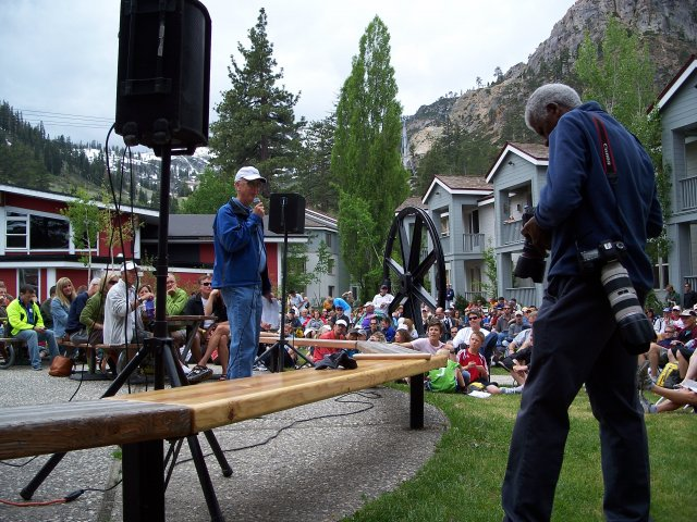Friday June 25th : Pre-race at Squaw Valley
