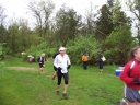 May 9th 2009 : Ice Age Trail 50 : Start of the 50 Mile Run