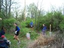 May 9th 2009 : Ice Age Trail 50 : Aid Station #5 Outbound