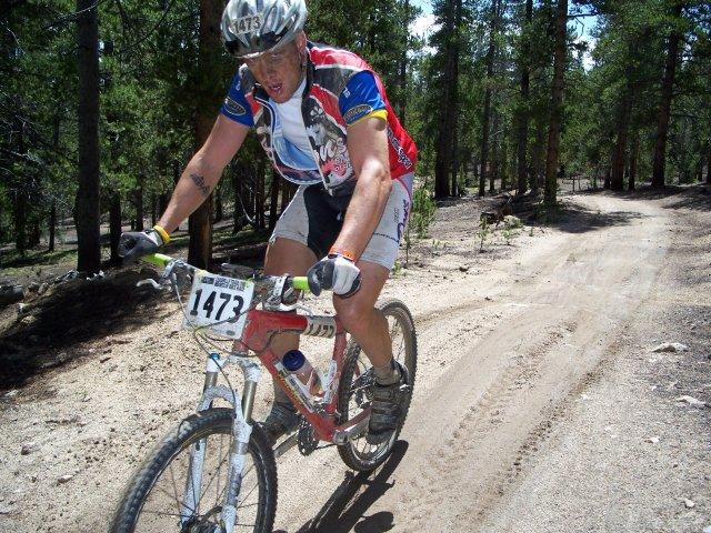 Saturday August 15, 2009 : Leadville Mountain Bike Trail 100