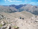 Monday August 17, 2009 : Leadville Training - Mt. Elbert