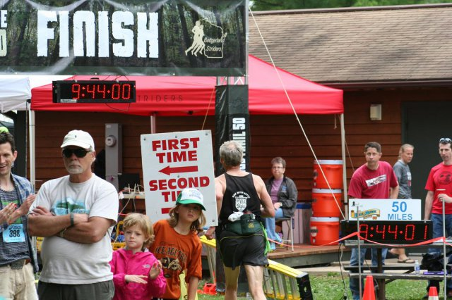At the Finish Line around 3 PM to 5 PM