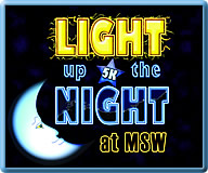 [Logo: MSW Light Up the Night 5K]