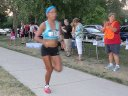 Wednesday August 1st 2012 : Action from the Inaugural Chicago Full Moon Run