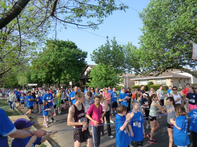 Saturday May 18, 2013 - Cowboy Stampede 5K