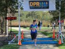 Runners Make their DPR Trail Finish Line