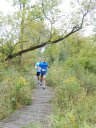 Swinging Bridge 8k Trail Race : Sunday September 21st, 2014