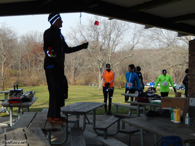 Pre-race Instructions for Devonian Fall 25-Km : Saturday November 15, 2014