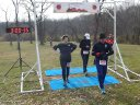 25-Km Runners Making Their Finish Line : Saturday November 15, 2014