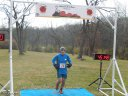 50-Km 10th Place Finisher, Les Hockenberry : Saturday November 15, 2014