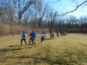 Start of Ordovician Spring 25-Km : Saturday March 28, 2015