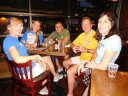 Chicago Full Moon Run Post-rcae Festivities at Mo Dailey's