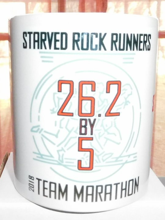 2018 Starved Rock Runners 26.2 x 5 :: A Great Team Event!
