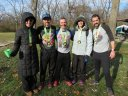 Paleozoic Trail Runs - Ordovician Fall