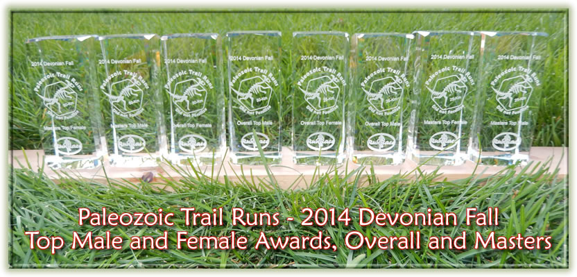 [awards: Paleozoic Trail Runs - Devonian Fall]