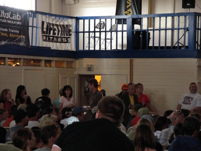 2009 Leadville Trail 100 Awards Ceremony