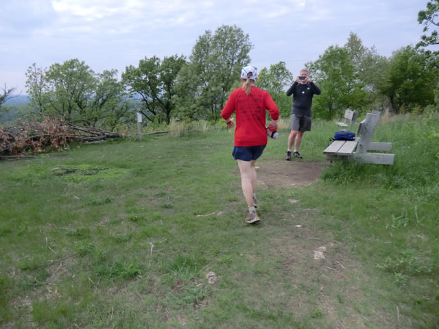Mary's Solo Ice Age Trail 50 Mile Run : Saturday May 28, 2011