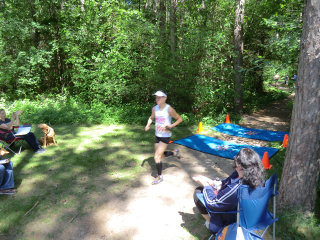 Saturday June 2, 2012 : Scuppernong Turnaround (mile 31.6)