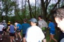 May 14th 2005 : Start of the 50 Mile Run Near the Nordic Center