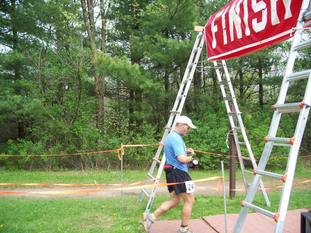 May 10th 2008 : Finish Line