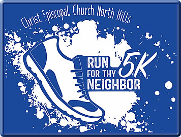 [logo: Run For Thy Neighbor 5K]