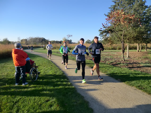Marathoners Complete their First 2.6 Miles : Saturday October 19th, 2013