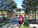 John Franzen of Denver, Colorado : First Place DPR Trail Marathon