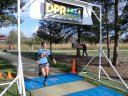 Crystal Hutchings of Argos, Indiana : Third Place Female DPR Trail 50-Mile Ultramarathon
