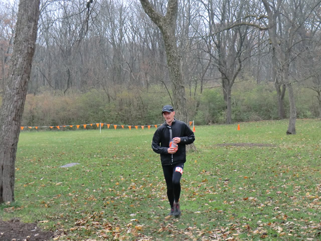 Piotr Janczyk is first to complete lap one of Carboniferous Fall 50-Km