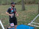 Mike McHale finishes 4th overall, 2nd age group in the Paleo-Carb 25-Km!