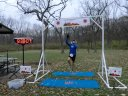 With suspiciously fresh legs... John Zalewski finishes Paleo-Carb 50-Km 3rd in his age group!