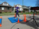 Action at the Finish Line : Saturday June 14th, 2014