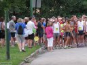 Starting line of the 3rd Annual Chicago Full Moon Run