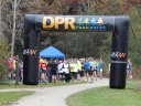 Starting Area of the DPR Trail Races : Saturday October 18, 2014
