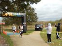 Finish Area of the DPR Trail Races : Saturday October 18, 2014