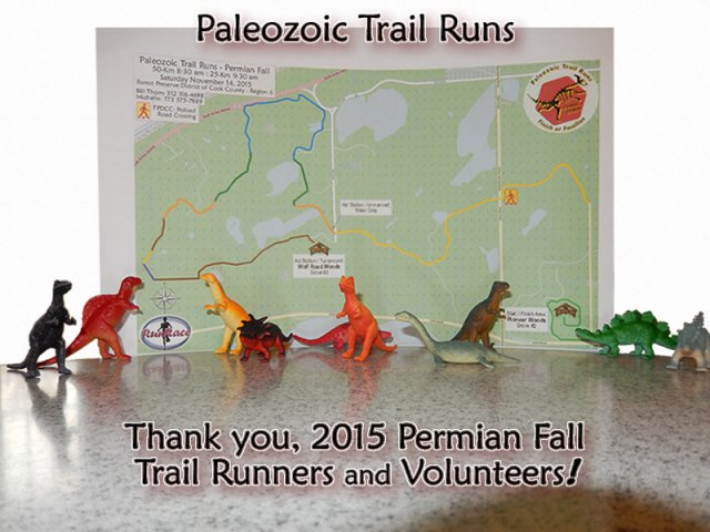 Thank you, Permian Fall Runners and Volunteers!