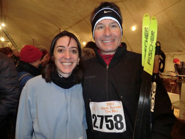 Saturday February 19, 2011 : Pre-race