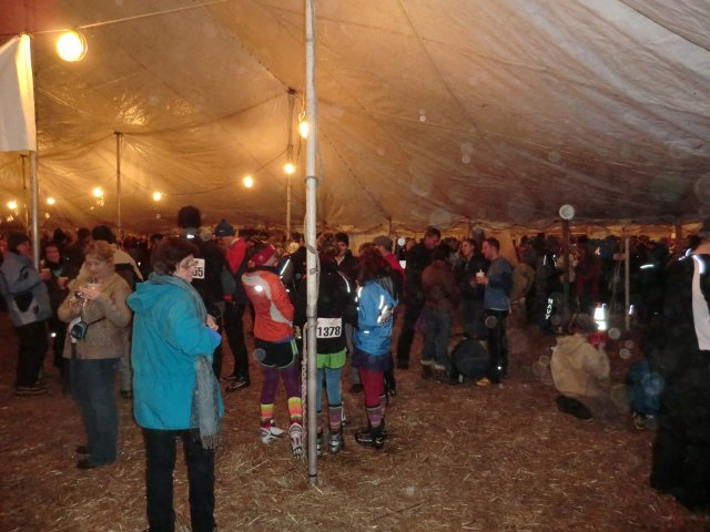 Saturday February 19, 2011 : Post-race Tent Party